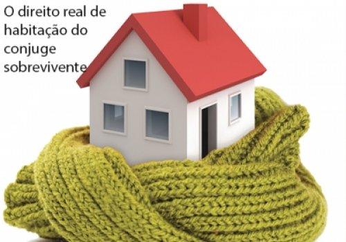 O STJ e o direito real de habitação do cônjuge sobrevivente
