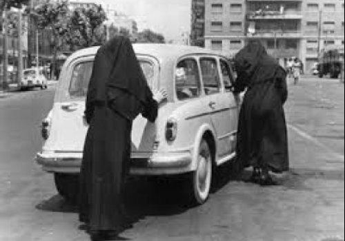 Foto 3 x 4 com véu de freira na CNH